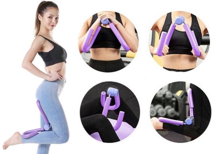Vücut Geliştirme için Yoga ve Topsuz Pilates Hareketleri Yaylı Aparatı