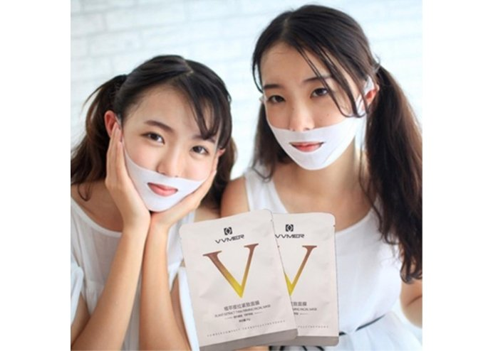 VVMER Çene ve Gıdı Toparlayıcı Yüz Maskesi