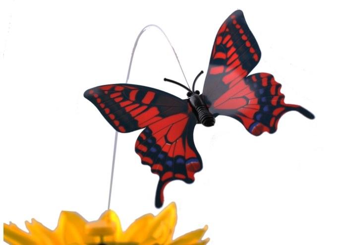 Yeni Güneş Enerjili Uçan Kelebek