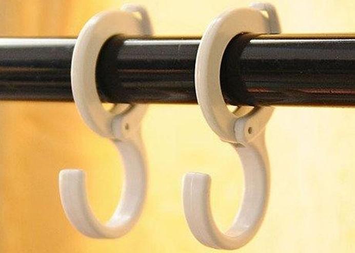 Yeni Nesil Çok Amaçlı Askı: Lintel Hook (2 Adet)