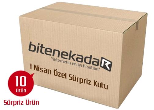 1 Nisan Sürpriz Ürün Paketi (Kargo Bedava 59.90 TL)