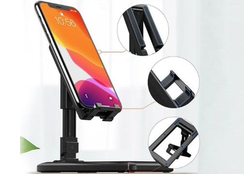 Telefon ve Tablet İçin Katlanabilir Tutucu