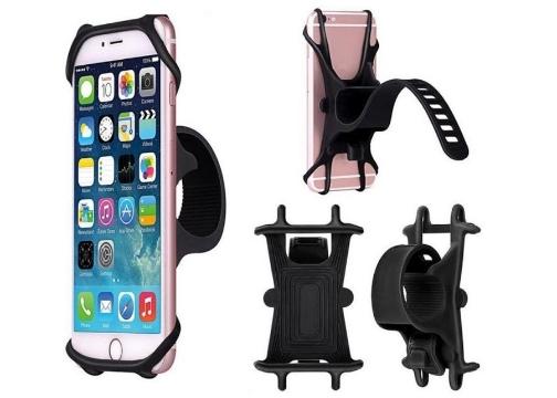 Universal Motorsiklet & Bisiklet Telefon Tutucu