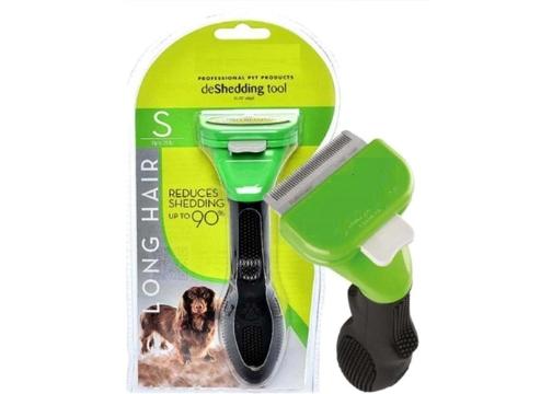 Yeni Nesil Köpek Kediler İçin Tüy Alıcı Temizlik Tarağı (4,5 cm)