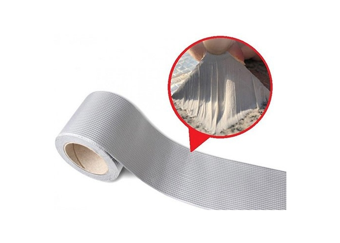 Alüminyum İzolasyon Tamir Çatlak Bandı 5 Metre Çamur Bant ( 5m x 5cm )