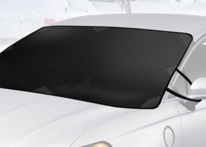 Araç Ön Cam Brandası: Büyük Boy Kar Buz Güneş Brandası