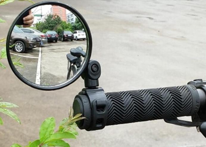 Geniş Açılı Bisiklet Scooter Aynası Dikiz Ayna